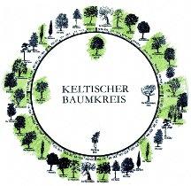 Der Keltische Baumkreis beim Tag des offenen Denkmals 2012
